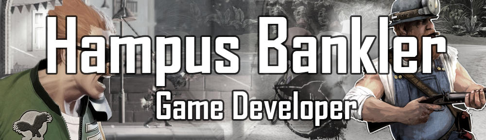 Hampus Bankler – Game Developer